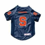 Syracuse Orange Stretch Dog Jersey