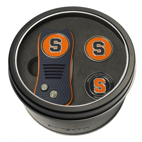 Syracuse Orange Switchfix Golf Divot Tool & Ball Markers