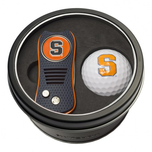 Syracuse Orange Switchfix Golf Divot Tool & Ball