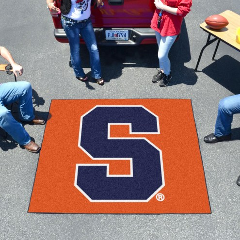 Syracuse Orange Tailgate Mat