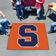 Syracuse Orange Tailgate Mat