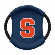 Syracuse Orange Team Frisbee Dog Toy