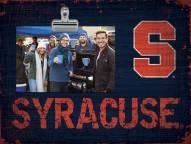 Syracuse Orange Team Name Clip Frame