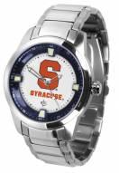 Syracuse Orange Titan Steel Men's Watch