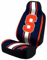 Syracuse Orange Universal Bucket Car Seat Cover