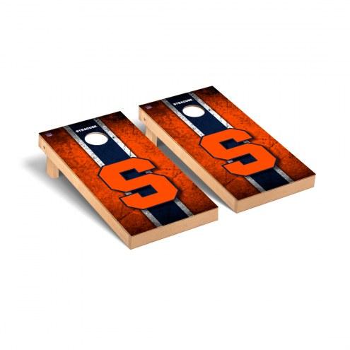 Syracuse Orange Vintage Cornhole Game Set