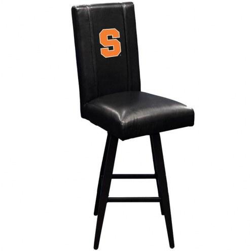 Syracuse Orange XZipit Swivel Bar Stool 2000
