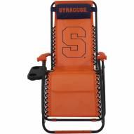 Syracuse Orange Zero Gravity Chair