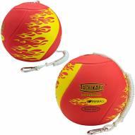 Tachikara Fireball Super-Soft Tetherball with Diamond Texture Cover