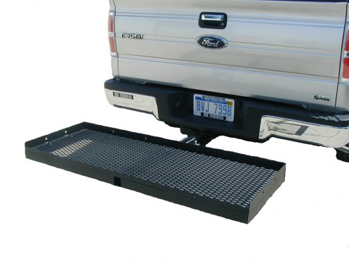 Tailgate Hitch Cargo Carrier