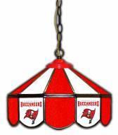 "Tampa Bay Buccaneers 14"" Glass Pub Lamp"