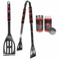 Tampa Bay Buccaneers 2 Piece BBQ Set with Tailgate Salt & Pepper Shakers