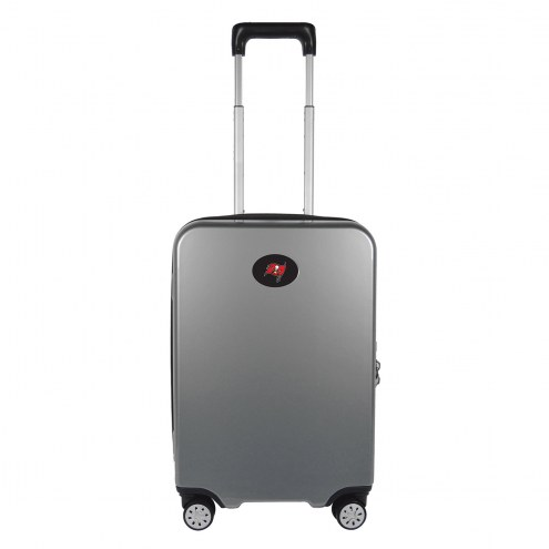 """Tampa Bay Buccaneers 22"""" Hardcase Luggage Carry-on Spinner"""