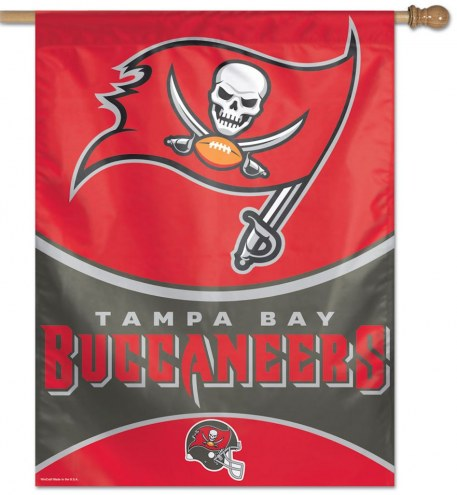 "Tampa Bay Buccaneers 27"" x 37"" Banner"
