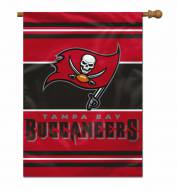 """Tampa Bay Buccaneers 28"""" x 40"""" Two-Sided Banner"""