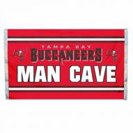 Tampa Bay Buccaneers 3' x 5' Man Cave Flag