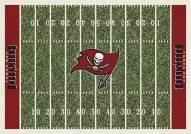 Tampa Bay Buccaneers 6' x 8' NFL Home Field Area Rug