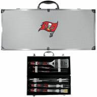 Tampa Bay Buccaneers 8 Piece Tailgater BBQ Set