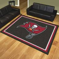 Tampa Bay Buccaneers 8' x 10' Area Rug