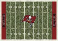 Tampa Bay Buccaneers 8' x 11' NFL Home Field Area Rug