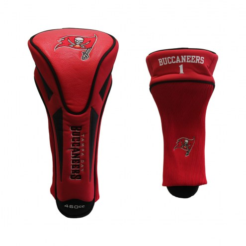 Tampa Bay Buccaneers Apex Golf Driver Headcover