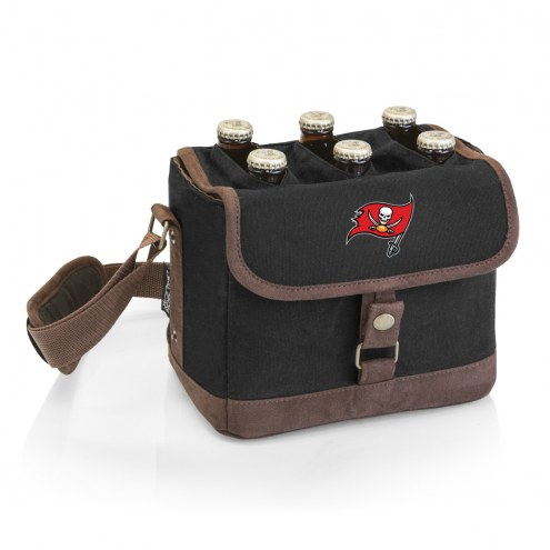 Tampa Bay Buccaneers Beer Caddy Cooler Tote with Opener