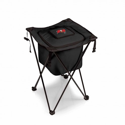 Tampa Bay Buccaneers Black Sidekick Portable Cooler