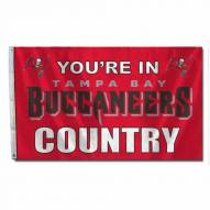 Tampa Bay Buccaneers 3' x 5' Country Flag