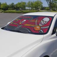 Tampa Bay Buccaneers Car Sun Shade