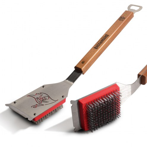 Tampa Bay Buccaneers Classic Grill Brush
