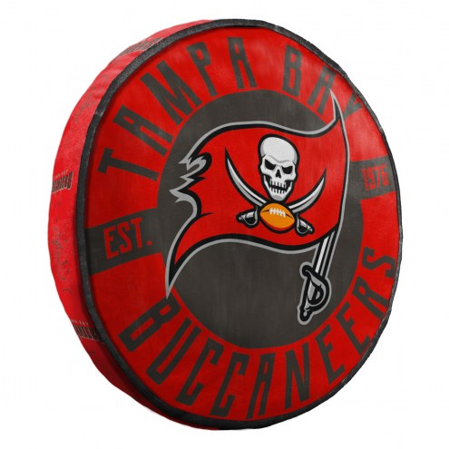 Tampa Bay Buccaneers Cloud Travel Pillow