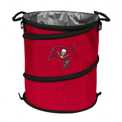 Tampa Bay Buccaneers Collapsible Laundry Hamper