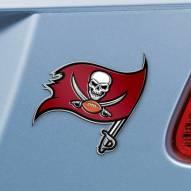 Tampa Bay Buccaneers Color Car Emblem