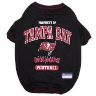 Tampa Bay Buccaneers Dog Tee Shirt