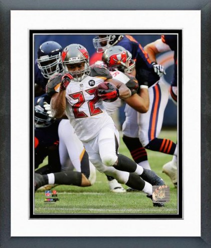 Tampa Bay Buccaneers Doug Martin Action Framed Photo