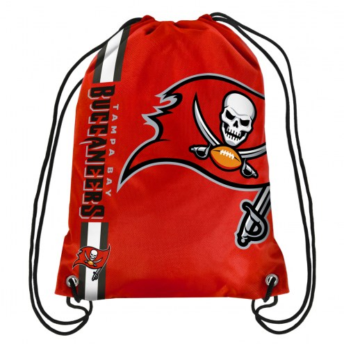 Tampa Bay Buccaneers Drawstring Backpack