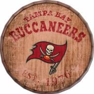 "Tampa Bay Buccaneers Established Date 24"" Barrel Top"