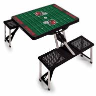 Tampa Bay Buccaneers Folding Picnic Table