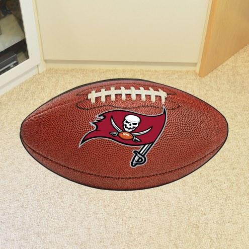 Tampa Bay Buccaneers Football Floor Mat