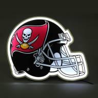 Tampa Bay Buccaneers Football Helmet LED Lamp