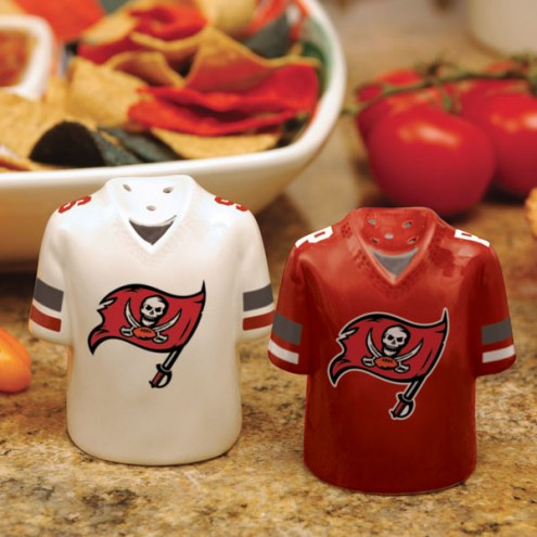 Tampa Bay Buccaneers Gameday Salt and Pepper Shakers