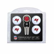 Tampa Bay Buccaneers Golf Ball Gift Set