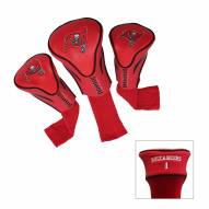 Tampa Bay Buccaneers Golf Headcovers - 3 Pack