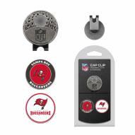 Tampa Bay Buccaneers Hat Clip & Marker Set