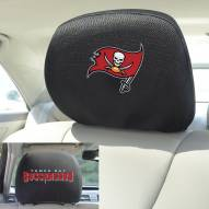 Tampa Bay Buccaneers Headrest Covers