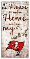 Tampa Bay Buccaneers House is Not a Home Sign