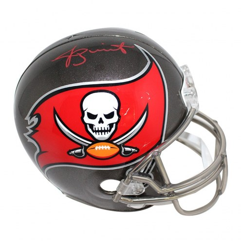 Tampa Bay Buccaneers Jameis Winston Signed Full Size Replica Helmet