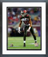 Tampa Bay Buccaneers Kenny Bell Action Framed Photo
