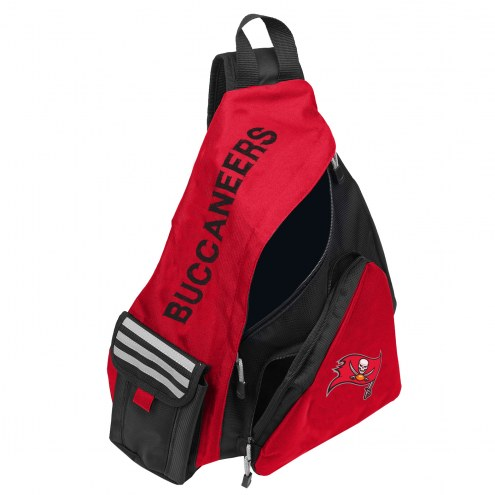 Tampa Bay Buccaneers Leadoff Sling Backpack