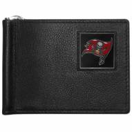 Tampa Bay Buccaneers Leather Bill Clip Wallet